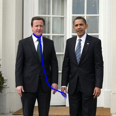 IS Video:  Called Cameron An 'Imbecile' And Said Cameron Was A Slave To Washington.
