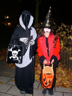 Halloween - Tradition or Treat?