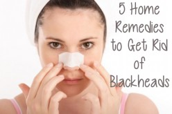 5 Simple DIY Blackhead Remedies