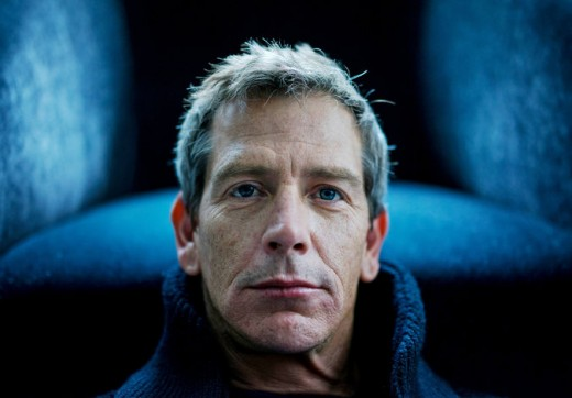 Mendelsohn as photographed by New York Times photographer Damon Winters. He has been surprised as dangerous, surprising, and charming.