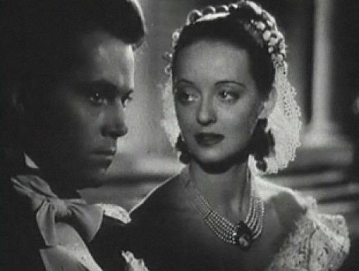 "Henry Fonda and Bette Davis from 1938's ""Jezebel."""