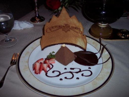 Victoria & Albert's Signature Chocolate Mousse