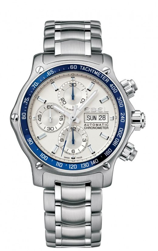 Ebel 1911 Discovery Chronograph Two Tone