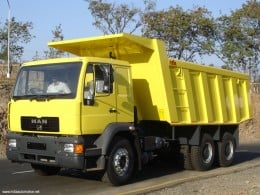 Used tipper trucks are more affordable