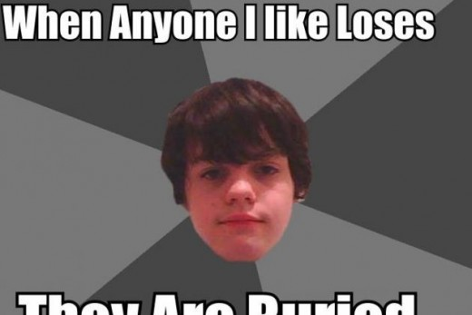 I wish someone would bury this meme