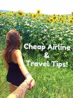 Cheap Airline Tickets & Tips