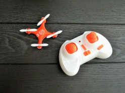 Review of Mini Drone Cheerson CX-10 Quadcopter Mini 29mm 4CH 2.4GHz 6-Axis Gyro LED RC