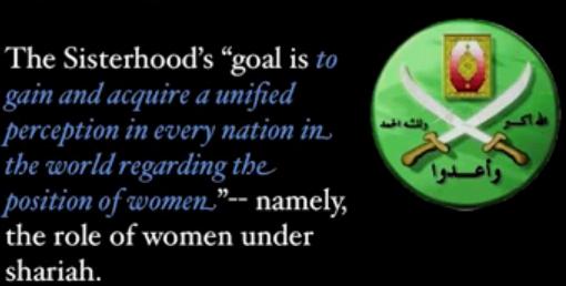 Muslim Sisterhood Propaganda