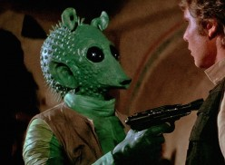 Star Wars Galaxy of Heroes: Greedo, a must-have for any Dark Side squad.