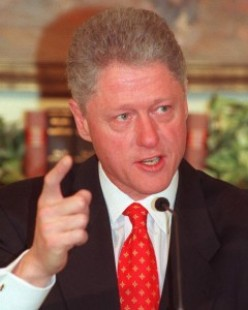 Is Bill Clinton A Sociopath?