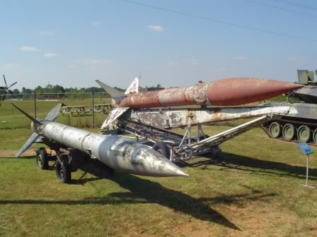 Old Missiles Likes These Islamic State Has The Capability To Put Back Into Commission.