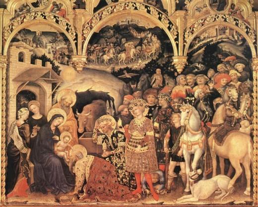 Gentile da Fabriano [Public domain], via Wikimedia Commons