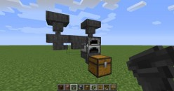 Minecraft: How To Make Automated Furnaces