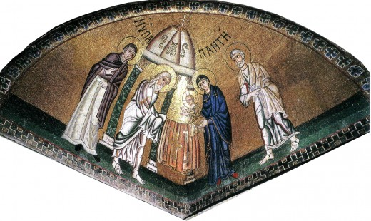 By Anonymous (Chatzidakis. Byzantine Art in Greece) [Public domain], via Wikimedia Commons