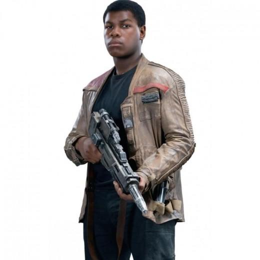 """John Boyega as """"Finn"""""""