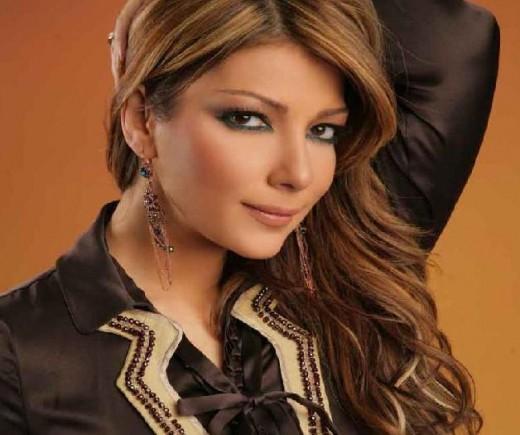 Asala Nasri - Syrian