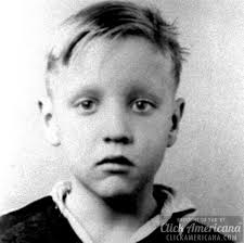The Elvis Clone as a Boy