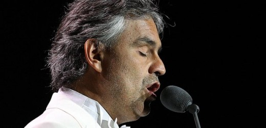 Bocelli in Concert