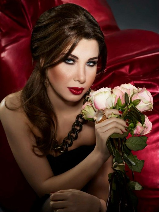 Nancy Ajram -Lebanese