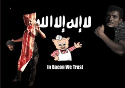 """Colgone's Mayor comment """"arm's length' advice: Would wearing bacon print clothes work better?"""