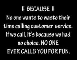 Customer Service or Customer Experience