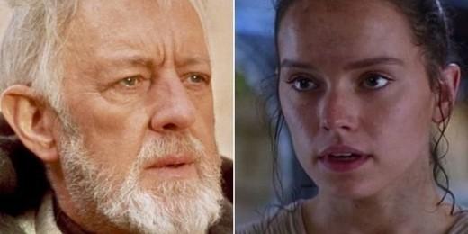 Rey Kenobi is a definite possibility!