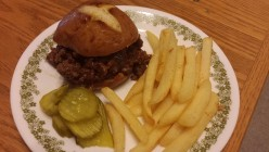 Sloppy Joes - An Easy School Night Dinner