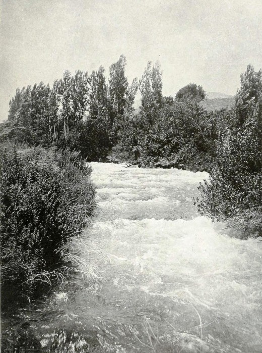 1910 -- near its source.