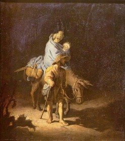The Life of Jesus Christ and the Art He Inspired: The Massacre of the Innocents, and the Flight Into Egypt