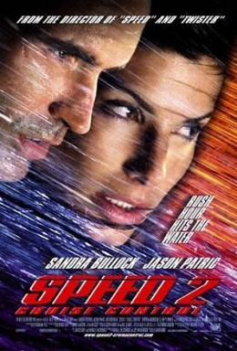 Speed 2: Cruise Control theatrical release poster