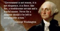 Government tyranny, idolatry, and God's law.