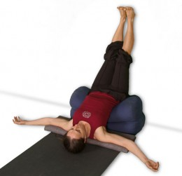 Viparita Kanari (Legs up the Wall) is a supported inversion that can bring immense benefits to every system in the body, including the nervous system, endocrine system, and lymphatic system.