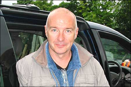 Midge Ure:  One Of Many People In The Entertainment World Who Paid Tribute To Bowie.