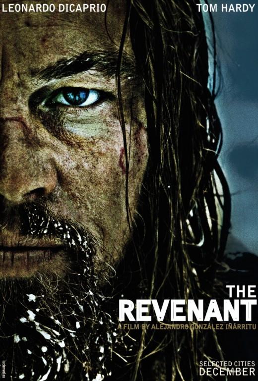 Leonardo DiCaprio and Tom Hardy star. Directed by Alejandro González Iñárritu.