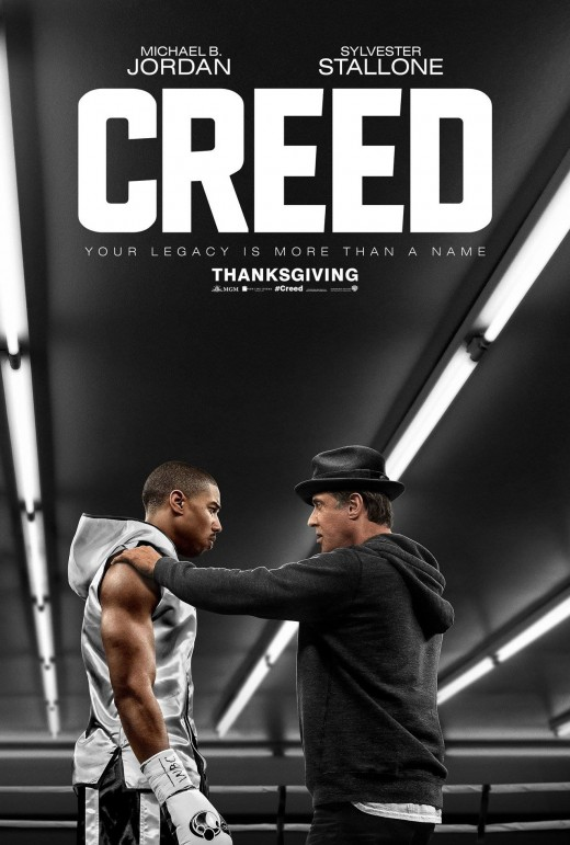 Sylvester Stallone in 'Creed'.