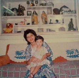 Mumma, my Darling