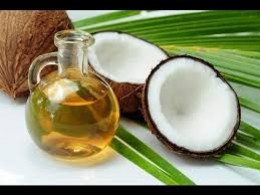 use coconut oil for cooking your food