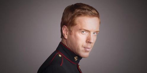 """Damian Lewis as Sergeant Nicholas Brody in """"Homeland"""""""