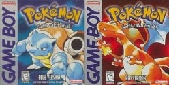 Retro Game Review: Pokemon Blue & Red