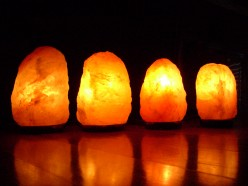 Himalayan Pink Salt Lamp Benefits