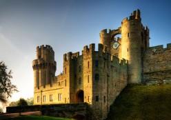 Warwick Castle: Revisit 14th Century Wars & Europe