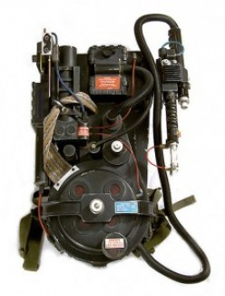 Ghostbusters Proton pack build