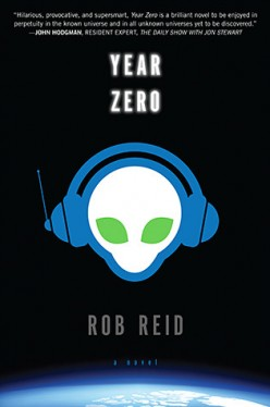 Book Review of Year Zero: A Novel by Rob Reid