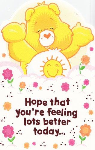 Hope You Feel Better!