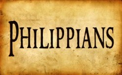 In Philippians, He's the Servant's Heart