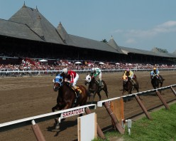 Top Racetracks When Horses Race