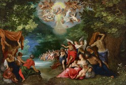 The Life of Jesus Christ and the Art He Inspired: His Baptism