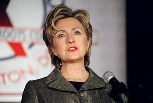 Hilary Clinton:  Possible Successor To Obama.