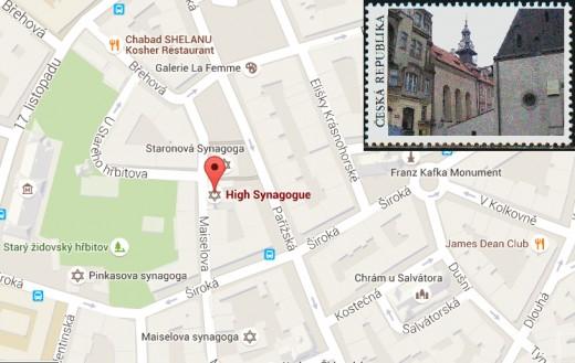 High Synagogue (City Hall Synagogue)