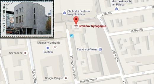 Smichov Synagogue